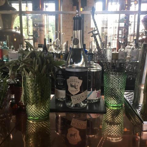 East London Liquor Company – Gin Obsessions
