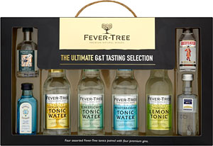 fever tree tasting kit