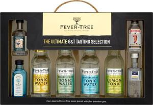 fever tree tasting kit