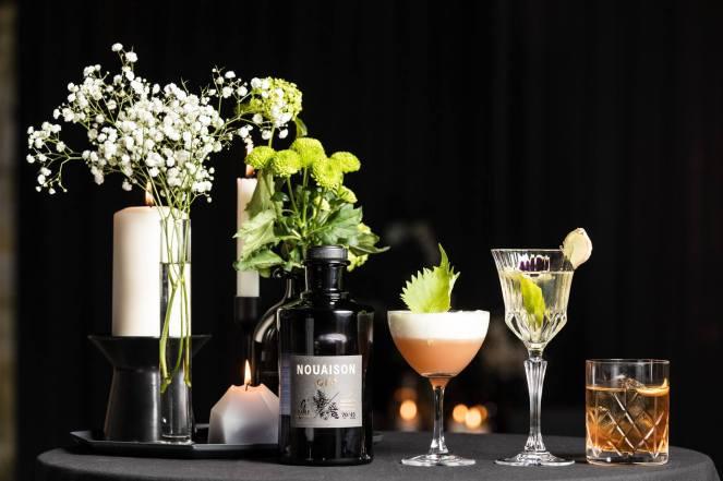 Nouaison Gin cocktails