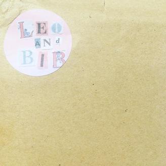 Leo and Bib label