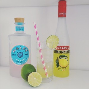 Gin Rosa Pink Lemonade