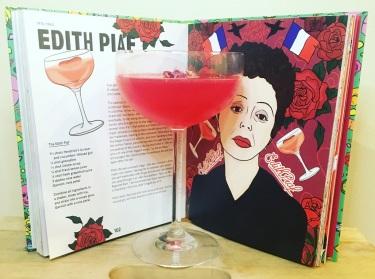 edith piaf cocktail